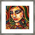 Princess Of Desire Framed Print