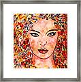 Princess Of The Universe Framed Print