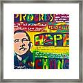 Progress Framed Print by Tony B Conscious