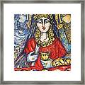 Queen Esther Framed Print