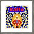 Raffo Framed Print