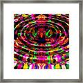 Rainbow River Framed Print