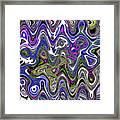 Rasdozell Abstract Framed Print