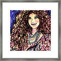 Ravishing Beauty Framed Print