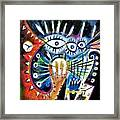 Realy Into It Framed Print