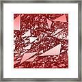 Red.288 Framed Print
