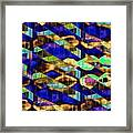 Reflections Of A City 2 Framed Print