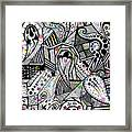 Released But Still Trapped Framed Print by Laree Alexander