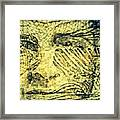 Revealing The Thoughts Framed Print by Paulo Zerbato