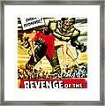 Revenge Of The Creature, 1955 Framed Print by Everett