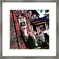 Reynolds Tavern Annapolis Framed Print