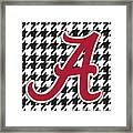 Roll Tide Mini Canvas Framed Print