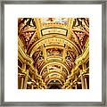 roof Paintings Framed Print