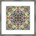Roquette Framed Print