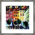 Rouin France Framed Print
