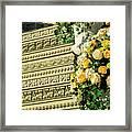 Royal Palace Shrine 04  Framed Print