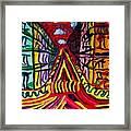 Rue De Paris Framed Print