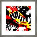Safari Dreams Framed Print