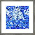 Sailing With Friends Framed Print