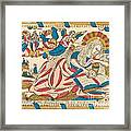 Saint Mary Magdalene Pray For Us Framed Print