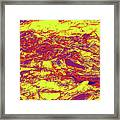 Salmon Run 6 Framed Print