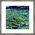Salmon Run 7 Framed Print