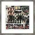 Santa Margherita Framed Print
