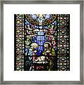 Santa Maria De Montserrat Abbey 1 Framed Print