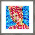 Santia True Story 980 Framed Print