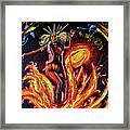 Satanico Pandemonium Framed Print