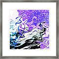 Sea Spirits Framed Print