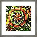Seed Of Life Framed Print