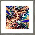 Shake Your Tail Feathers Framed Print