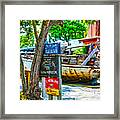 Shipwreck Museum Key West Florida Framed Print