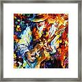 Sing My Guitar Framed Print