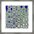 Single High Rise Abstract Phoenix Framed Print