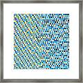 Skyblue Framed Print