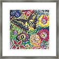 So Many Flowers So Little Time Framed Print
