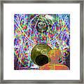 Solar Plexus Spirit Framed Print by Joseph Mosley
