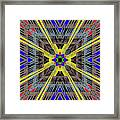 Some Color 87 Framed Print