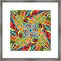 Some Harmonies And Tones 49 Framed Print