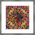 Some Harmonies And Tones 60 Framed Print