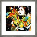 Nostalgic Seduction - Soul Explosion II Framed Print