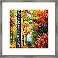 Soul Time Framed Print
