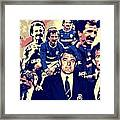 Souness And Smith The New Era Framed Print