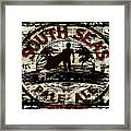 South Seas Pale Ale Sign Framed Print