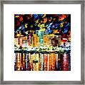 Spain San Antonio Framed Print