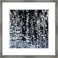 Sparkling Water Framed Print