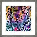 Spirits Of The Nature Framed Print
