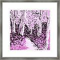 Blossoms  Of Life  Framed Print